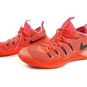 Nike Men's Size 12 University Red Basketball Shoes